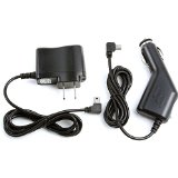 Car Charger   AC Wall Power Adapter Cord For Ectaco eReader jetBook JB5/w JB5/bk