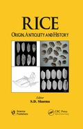 During the last nine millennia or so, man has improved the rice plant, increased its productivity and has found various uses of its parts