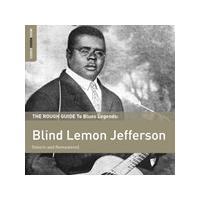 Blind Lemon Jefferson - Rough Guide to Blind Lemon Jefferson (Music CD)