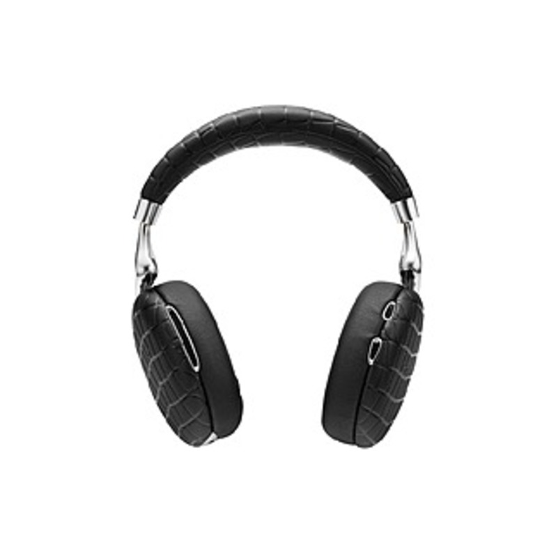 Parrot Zik 3 Headset - Stereo - Black - Mini-phone - Wired/wireless - Bluetooth - 20 Hz - 22 Khz - Over-the-head - Binaural - Circumaural - 4.27 Ft Ca