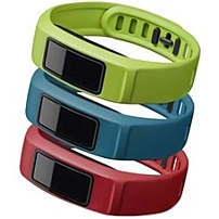 Garmin 010-12336-02 Active Red/blue/green (vivofit 2 Bands) - Red, Blue, Green