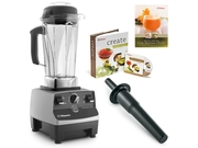 Vitamix 1363 Cia Professional Series Blender Platinum