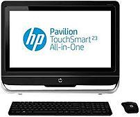 Hp Pavilion Touchsmart H5p61aa 23-f270 All-in-one Desktop Pc - Intel Core I3-3240 3.4 Ghz Dual-core Processor - 6 Gb Ddr3 Sdram - 1 Tb Hard Drive - 23.0-inch Touchscreen Display - Windows 8 64-bit