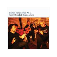 Horacio Avilano - Guitar Tango (Mas Alla) (Music CD)