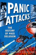 """Examining the ability of the media to whip up a panic and our tendency to fall victim to mass delusion and hysteria, this title discusses America's """"kissing bug"""" scare of 1899; Seattle's atomic fallout fiasco of 1954; the phantom slasher of Taipei in 1956; Belgium's recent Coca-Cola poisoning scare and the """"mad gasser"""" of Mattoon, and more."""