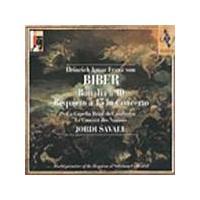 Heinrich Ignaz Franz Von Biber - Requim A 15 In Concerto, Battalia A 10 (Savall) (Music CD)