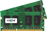 Crucial 8GB Kit (4GBx2) DDR3 1600 MT/s (PC3 - 12800) CL11 SODIMM Notebook Memory Modules CT2KIT51264BF160B / CT2CP51264BF160B