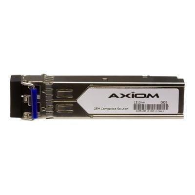 Axiom Memory Gp-10gsfp-1s-ax Sfp  Transceiver Module ( Equivalent To: Force 10 Gp-10gsfp-1s ) - 10 Gigabit Ethernet - 10gbase-sr