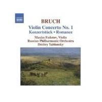 Bruch: Violin Concerto No 1; Romance, Op 42