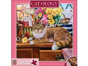 Catology - Matilda 1000 Piece Puzzle By Masterpieces Puzzle Co.