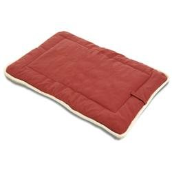 Crate Pad - Size: 21 x 30 , Color: Red