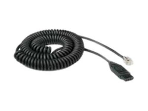 Vxi 201400 Qd1026g 10 Feet Audio Cable With Gn Netcom Quick Disconnect