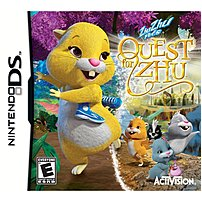 Activision 047875766785 Quest For Zhu For Nintendo Ds