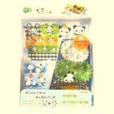 Bento Accessories Happy Panda Kit (Baran,picks,food Cups)
