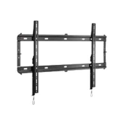 Chief Manufacturing Rxf2 Fit Series Low-profile Hinge Mount Rxf2 - Mounting Kit ( Wall Plate  2 Brackets ) For Lcd Display - Black - Screen Size: 40 - 63