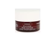 Korres Rose 24 Hr Moisturise And Brighten Cream Oily-combo Skin 40ml
