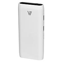 V7 11000 Mah Portable Power Bank - For Tablet Pc, Smartphone, Iphone, Usb Device, Ipad Pb11000-2-20n
