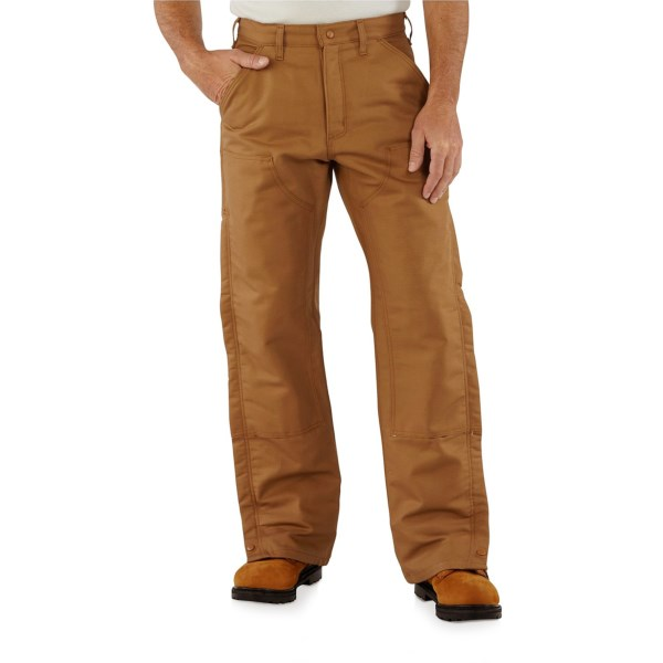 Carhartt Flame-Resistant Canvas Pants - Quilted Lining (For Men)