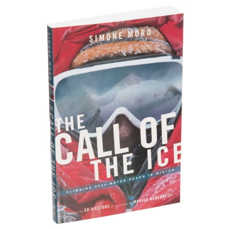 Call Of The Ice Book - Paperback