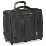 Travelpro Exec Choice 2 Wheeled Brief-black Executive Choice 2 Wheeled