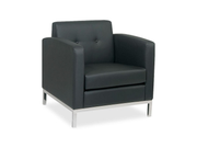 Ave Six Wall Street Arm Reception Chair
