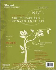NIV Adult Teacher's Convenience Kit-Spring 2012