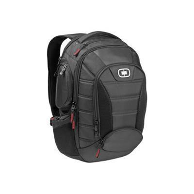 Ogio International 111074.03 Bandit - Notebook Carrying Backpack - 17 - Black