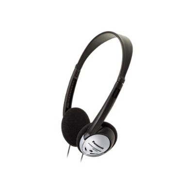 Panasonic Audio Rp-ht21 Lightweight Headphones With Xbs