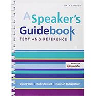 A Speaker's Guidebook: Text And Reference & Launchpad Access 6 Months Speakers Guide