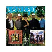 Lonestar - Lonestar & Crazy Nights (Music CD)