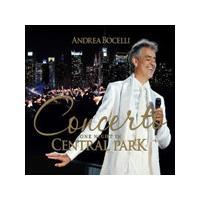 Andrea Bocelli - Concerto (One Night in Central Park/Live Recording) (Music CD)
