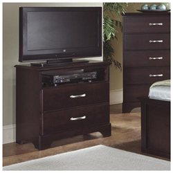 Signature Collection 2-Drawer Media Chest