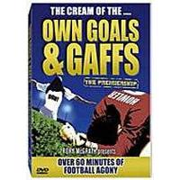 Own Goals And Gaffs - The Premiership