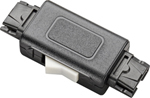 Plantronics Inline Mute Switch 43548-01   In-line Switch (momentary) F
