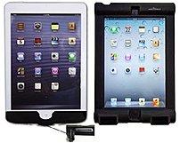 P SBUMPERI3V2 COMBO Seal Shield for iPad includes Seal Shield Shield and Seal Shield Bumper Silicone Case with dual Megaphone