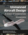 This book provides fundamental principles, design procedures, and design tools for unmanned aerial vehicles (UAVs) with three sections focusing on vehicle design, autopilot design, and ground system design