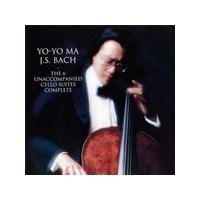 J. S. Bach: The 6 Unaccompanied Cello Suites Complete (Music CD)