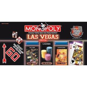 Las Vegas Monopoly Game