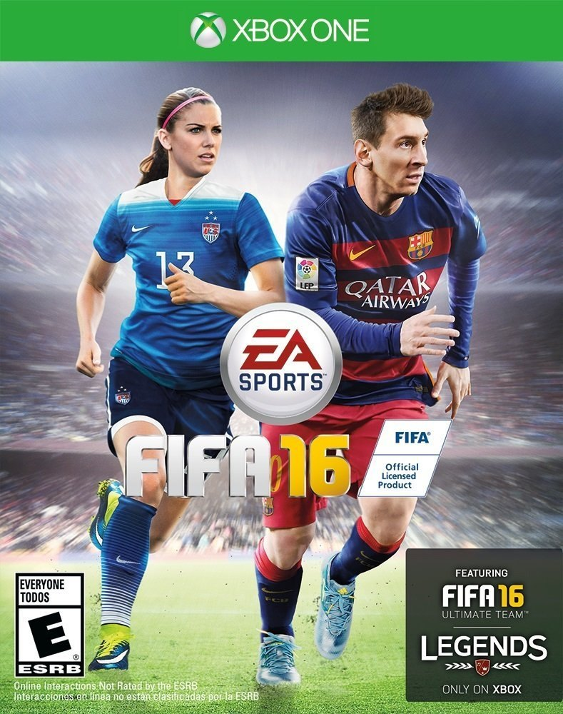 FIFA 16 - Xbox One Video Game