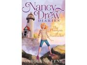 The Phantom of Nantucket Nancy Drew Diaries Binding: Hardcover Publisher: Aladdin Publish Date: 2014/09/23 Synopsis: Embarking on a dream vacation in Nantucket, Nancy, Bess and George excitedly attend the opening of an exhibit at a local museum where a vandal has left a threatening message, prompting the girls to investigate numerous suspects