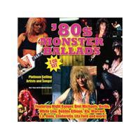 Various Artists - 80s Monster Ballads (Music CD)