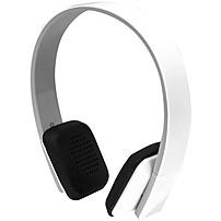 Aluratek Abh04f Bluetooth Wireless Stereo Headphones - Stereo - White - Wireless - Bluetooth - 33 Ft - 200 Hz - 20 Khz - Over-the-head - Binaural - Supra-aural