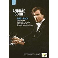 Schiff plays Bach (Music CD)