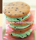 Mmmm . . . imagine all that yummy ice cream just waiting to get yummier. All it takes is some store-bought ice cream and this fantastic little book to churn out 65 sweet sensations worthy of dinner parties, birthday celebrations, and unexpectedly fancy treats any day of the week. These cool ideas for layering cakes, filling pies, blending frothy shakes, and stacking sandwiches will have jaws dropping and spoons lifting all around the table. And in the quick-fix category, scoop up some of these scrumptious sundae suggestions—they rival the best ice cream parlor in town. With beautiful photographs and a neopolitan design, this creamy treat is as easy on the eyes as it is deliciously inspiring.