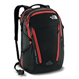 TNF Surge Transit Pack TNF Black/Pompeian Red One Size