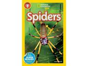 Spiders National Geographic Readers