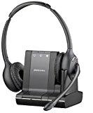 Plantronics PL-84004-01 Savi W720m Multidevice Headset Landline Telephone Accessory