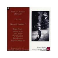 Mozart: Dans un bois solitaire K308; Piano Quintet in E flat K452