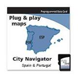 Garmin City Navigator 2012 Spain/Portugal Microsd Card
