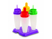 Jelly Belly Flute Pops Ice Mold